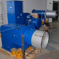 Отгрузка газового оборудования