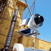 Модернизация асфальтосмесительной установки КДМ201637