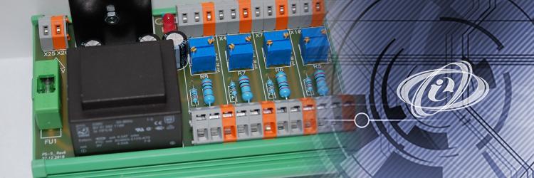 Блок резисторов подстроечных БРП